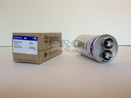 Run Capacitor For Sander Pro Floor Supply Machine Parts