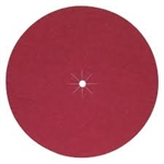 "Norton 7"" 24 Grit Red Heat Disc"
