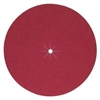 "Norton 7"" x 5/16"" 36 Grit Red Heat Disc"