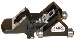 The FLEX Power Roller conversion kit (Black) allows the 445LS or 445FS to convert into a FLEX PowerRoller