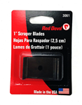 Red Devil Scraper Blade 1""
