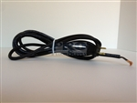 Two Wire 9' Power Cord