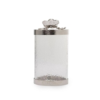 White Orchid Medium Canister
