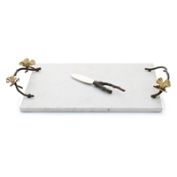BUTTERFLY GINKGO CHEESE BOARD W/ KNIFE