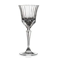 RCR Adagio Collection Crystal Water glass set of 6