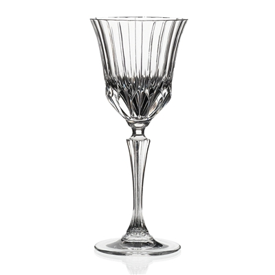 RCR Adagio Collection Crystal Wine glass set of 6