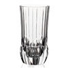 RCR Adagio Collection Crystal High Ball glass set of 6