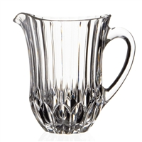 RCR Adagio Collection Crystal Pitcher