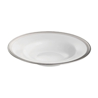 Silversmith Rimmed Bowl