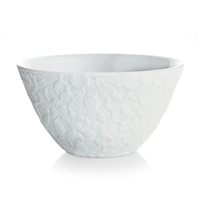 FOREST LEAF SERVING BOWL