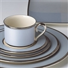 Blue Frost 5-piece Dinnerware Place Setting by Lenox