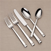 Beloved 5-piece Stainless Flatware Place Setting by Lenox