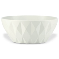 kate spade new york Castle Peak Cream Serving Bowl by Lenox