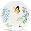 Butterfly Meadow® Blue Party Plate by Lenox