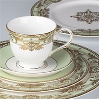 Marchesa Couture Rococo Leaf 5-piece Place Setting by Lenox