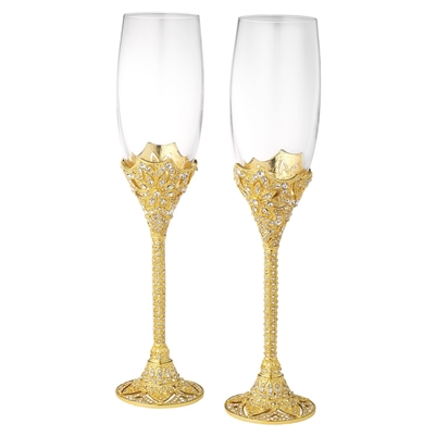 Champagne Toasting Flute