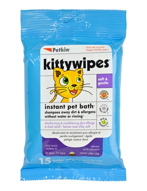 Kitty Wipes (15ct)