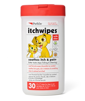 Itch Wipes (30ct)