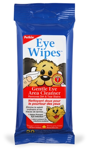 Eye Wipes (20ct)