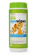Bamboo Eco Eye Wipes (80ct)