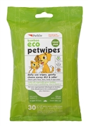 Bamboo Eco Pet Wipes Travel Pk (30ct)