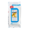 Pet Wipes Mega-Value Pack - 125ct