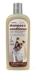 2-in-1 Shampoo & Conditioner - Vanilla Coconut 16oz