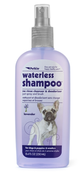 Waterless Spa Shampoo - Color Enhancing (8.4oz)