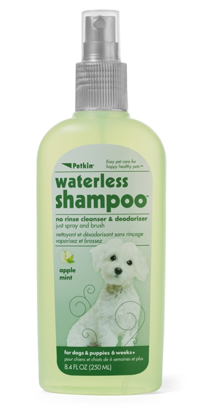 Waterless Spa Shampoo - All purpose (8.4oz)