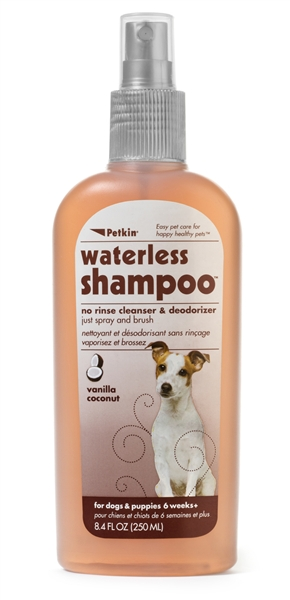 Waterless Spa Shampoo - Gentle Puppy (8.4oz)