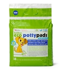 Bamboo Eco Potty Pads (14ct)