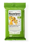 Fleawipes 40ct