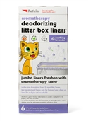 Litter Box Liners - Lavender (6ct)