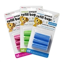 Compact Pottypak Refill Bags