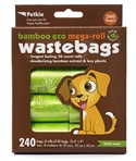 Bamboo Eco Mega-Roll WasteBags (240 bags)