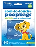 Cool-to-touch Poopbags - Minty Scent (240ct)