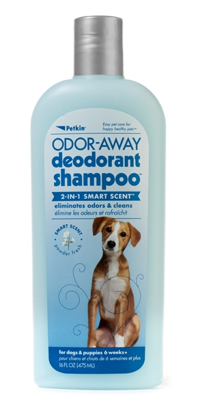Odor-Away Deodorant Shampoo - 16oz
