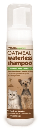 Oatmeal Waterless Shampoo (6.7 oz)