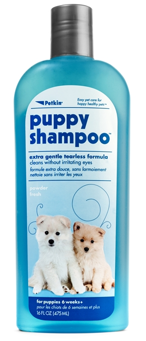 Puppy Shampoo -  16oz