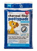 Charcoal Filter Pottypads 10ct
