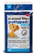 Charcoal Filter Pottypads (50ct)