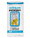 Milkbath Petwipes (100ct)