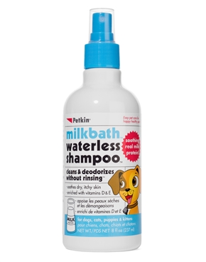 Milkbath Waterless Shampoo (8oz)