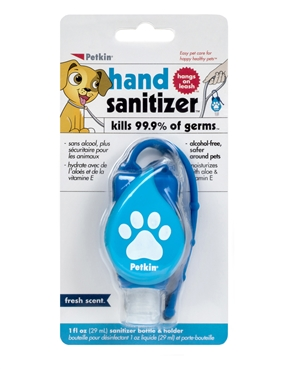 Hand Sanitizer & Holder (1oz)