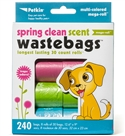 Spring Clean Scent Waste Bags (240ct)