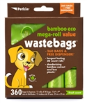 Bamboo Eco Mega-Roll Value WasteBags