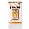 Big n' Thick Paw Wipes (100ct)