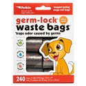 Germ-Lock Waste Bags- Citrus Scent (240ct)
