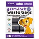Germ-Lock Waste Bags- Lavender Scent (240ct)