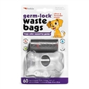 Germ-Lock Waste Bags (60ct)